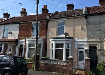 Thumbnail 3 bedroom terraced house for sale in Kings Road, Gosport