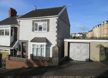 Thumbnail 3 bedroom end terrace house for sale in Margaret Terrace, St. Thomas, Swansea, City And County Of Swansea.