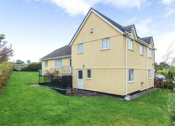 Thumbnail 4 bed detached house for sale in Milltown Gardens, Yeolmbridge, Launceston