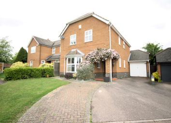 Thumbnail 4 bed detached house for sale in Broadacres, Luton