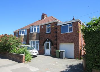 Thumbnail 5 bed semi-detached house for sale in Moor Grange View, West Park, Leeds
