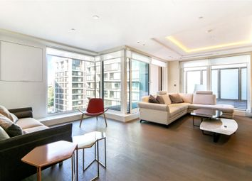 Thumbnail 4 bedroom flat for sale in Bridgeman House, 1 Radnor Terrace, London