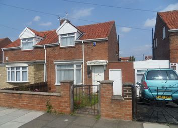 Thumbnail 2 bedroom semi-detached house for sale in Scrogg Road, Walker, Newcastle Upon Tyne