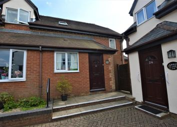 Thumbnail 2 bed end terrace house for sale in Tremaine Close, Honiton, Devon