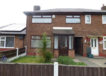 Thumbnail 3 bed property to rent in Eskdale Avenue, Orford, Warrington
