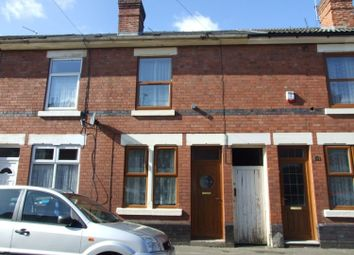 Thumbnail 2 bedroom terraced house to rent in Stanton Street, New Normanton, Derby