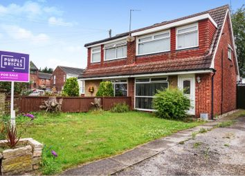 Thumbnail 3 bed semi-detached house for sale in Amanda Road, Liverpool