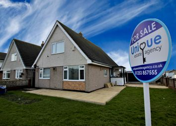 Thumbnail 4 bed detached house for sale in Cartmell Avenue, Fleetwood
