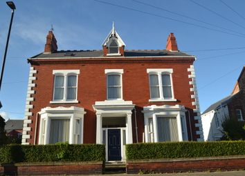 Thumbnail 6 bed detached house for sale in Park Road, Hartlepool