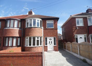 Thumbnail 3 bed semi-detached house to rent in Oversley Road, Doncaster