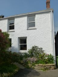 Thumbnail 3 bed end terrace house for sale in Millpool, Mousehole, Penzance