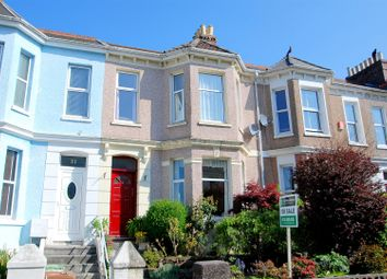Thumbnail 4 bedroom terraced house for sale in Wesley Avenue, Plymouth