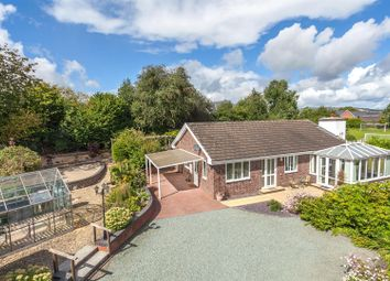 Thumbnail 3 bed detached bungalow for sale in Llwyn Road, Clun, Craven Arms