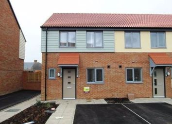 Thumbnail 2 bed terraced house to rent in Water Lily Drive, Darlington