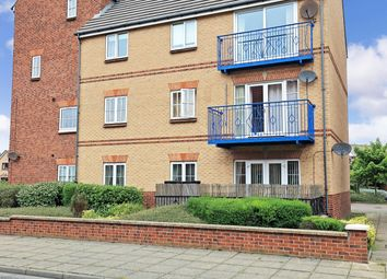 Thumbnail 2 bed flat for sale in Admiral Way, Hartlepool