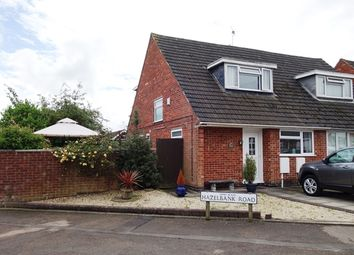 Thumbnail 3 bed semi-detached house to rent in Hazlebank Road, Countesthorpe, Leicester, Leicestershire
