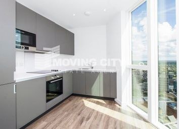 Thumbnail 2 bed flat to rent in Pinnacle Apartments, Croydon