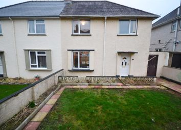 3 bed semi-detached house for sale in Cromwell Street, Pembroke Dock SA72