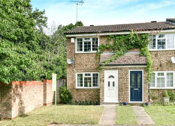 Thumbnail 2 bed end terrace house for sale in Evenlode Way, Sandhurst, Berkshire