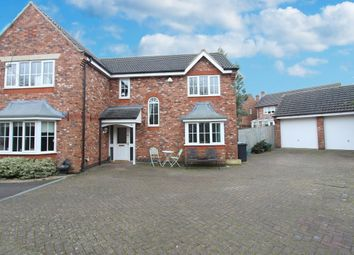 Thumbnail 5 bed detached house for sale in Cave Close, Cawston, Rugby