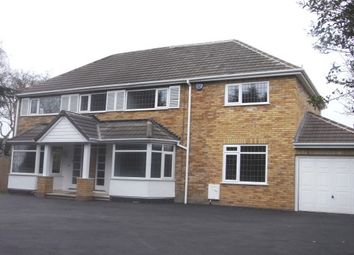 Thumbnail 5 bed detached house to rent in Little Sutton Road, Sutton Coldfield