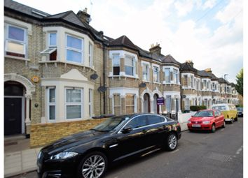 Thumbnail 2 bed flat for sale in Leander Road, London