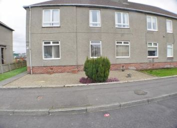 Thumbnail 3 bed flat for sale in Playingfield Road, Crosshouse, East Ayrshire