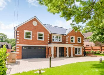 Thumbnail 6 bedroom detached house for sale in Beech Hill, Hadley Wood