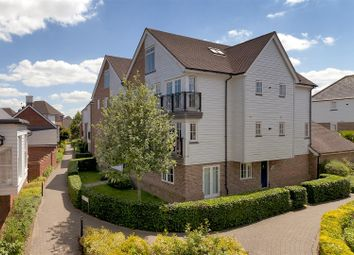 Thumbnail 2 bed flat for sale in Spencer Place, Kings Hill, West Malling