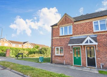 Thumbnail 2 bed semi-detached house for sale in Hollybrook Way, Littleover, Derby