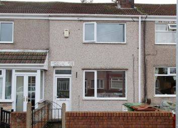 Thumbnail 2 bed terraced house for sale in Edward Street, Cleethorpes, Cleethorpes