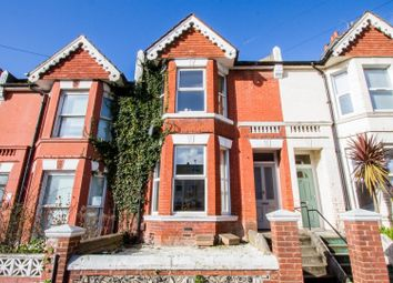Thumbnail 1 bedroom flat for sale in Hollingbury Road, Brighton