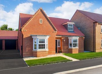 "Thumbnail 4 bed detached house for sale in ""Woodchester"" at Wyles Way, Stamford Bridge, York"