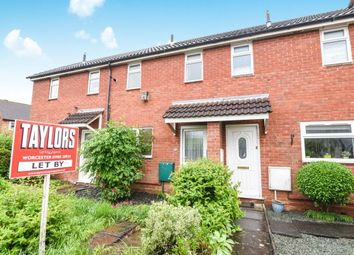 Thumbnail 1 bed property to rent in Framlingham Close, Worcester
