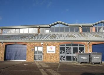 Thumbnail Light industrial to let in Unit 2 The Quadrant, Newark Close, Royston, Hertfordshire