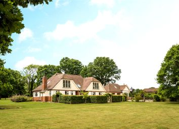 Thumbnail 5 bed detached house for sale in Tilford Road, Churt, Farnham, Surrey