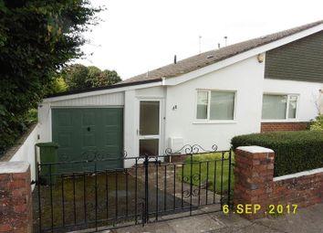 Thumbnail 2 bed bungalow to rent in Knapp Park Road, Paignton