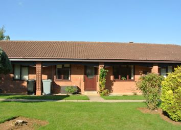 Thumbnail 2 bed terraced bungalow for sale in St. Edmunds Court, Grantham