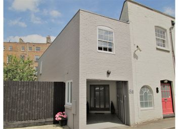 Thumbnail 3 bed mews house for sale in Lansdown Place Lane, Cheltenham