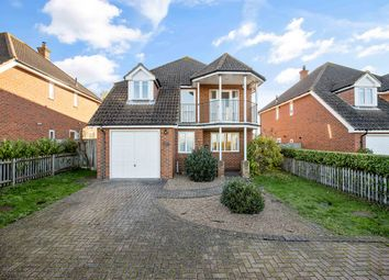 Thumbnail 4 bed detached house for sale in Swale Reach, Joy Lane, Whitstable