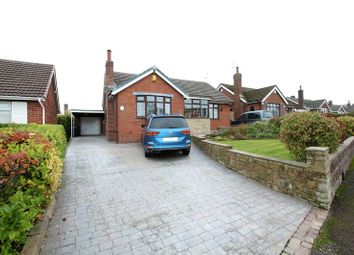 Thumbnail 3 bed detached bungalow for sale in Colwyn Drive, Knypersley, Biddulph
