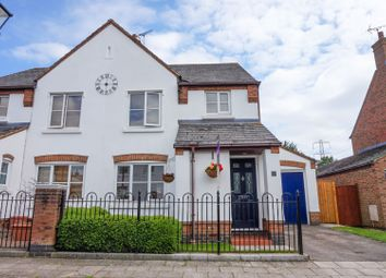 Thumbnail 3 bed semi-detached house for sale in Woodford Close, Aylesbury