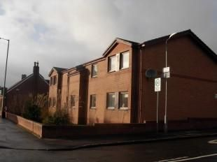 Thumbnail 2 bedroom flat to rent in Bridge Street, Wishaw