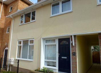Thumbnail 3 bed terraced house to rent in Ashley Road, Parkstone, Poole