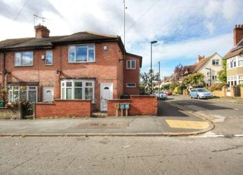 Thumbnail 3 bed end terrace house for sale in Victoria Road, Nottingham, Nottinghamshire