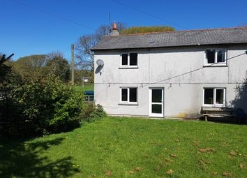 Thumbnail 3 bed property to rent in Zelah, Truro