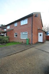 Thumbnail 1 bed semi-detached house to rent in Lancaster Close, Bursledon, Southampton