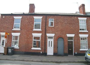 Thumbnail 3 bed terraced house to rent in Peel Street, Derby