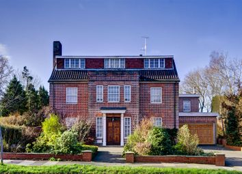 Thumbnail 6 bed detached house for sale in Holne Chase, London