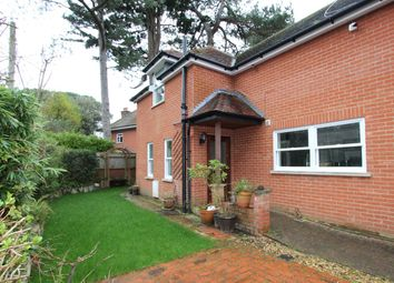 Thumbnail 3 bedroom detached house for sale in West Overcliff Drive, West Cliff, Bournemouth